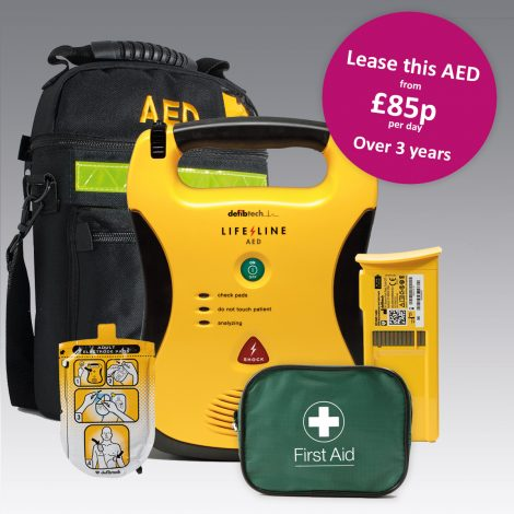 Construction Defibrillator Bundle