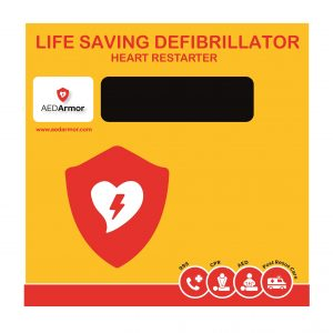 Heated Defibrillator Storage