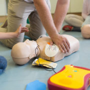 AED Training Unit & CPR Manikin Package