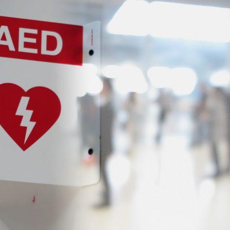 Annual Defibrillator Service Plan