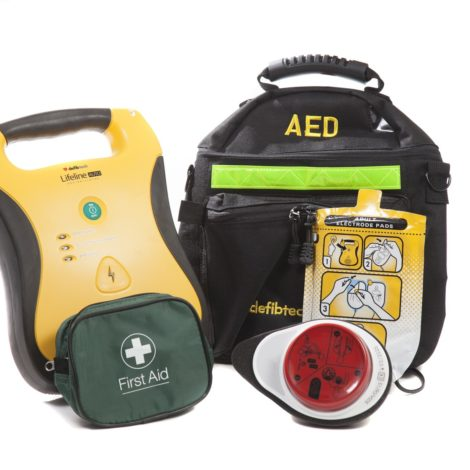 Transport Defibrillator Package