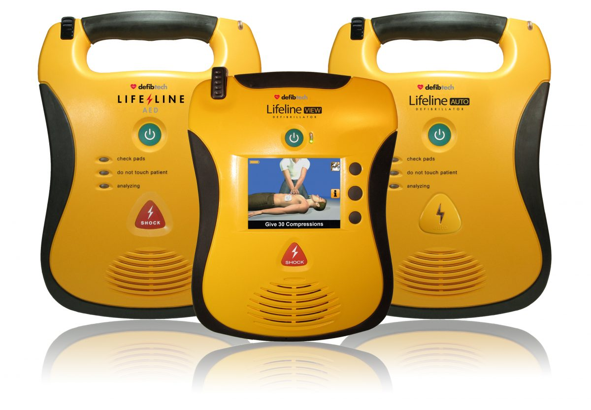 How to buy a defibrillator