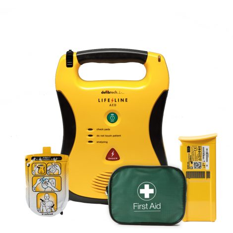 Lifeline AED - High Capacity Battery