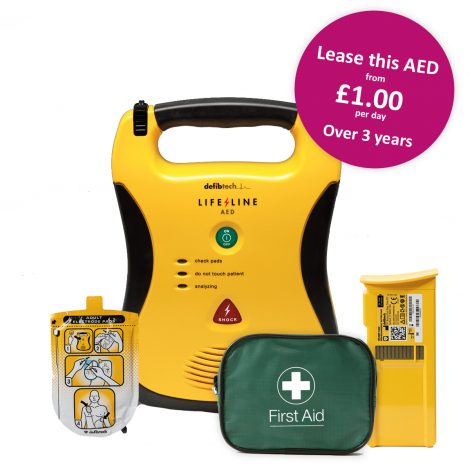 Lifeline AED - Standard Capacity Battery