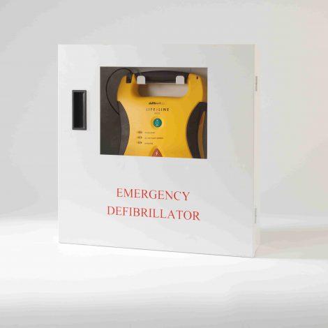 Martek Indoor Defibrillator Cabinet