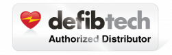 an image of Defibtech Authorized Distributor seal