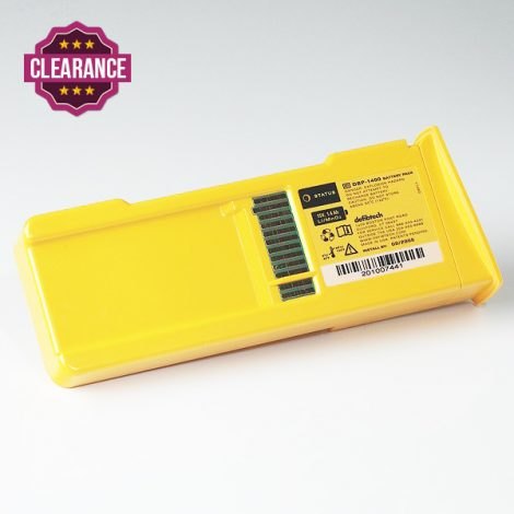 Clearance Battery Pack - for use with AED/Auto
