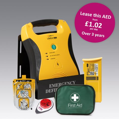Secondary School AED Bundle
