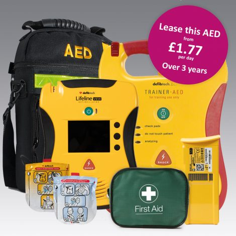 Sports Club AED Bundle