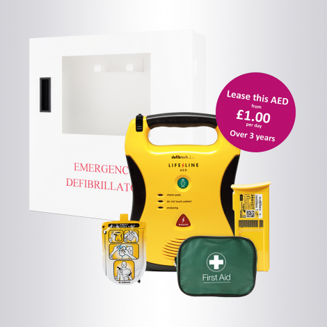 Office Defibrillator Package