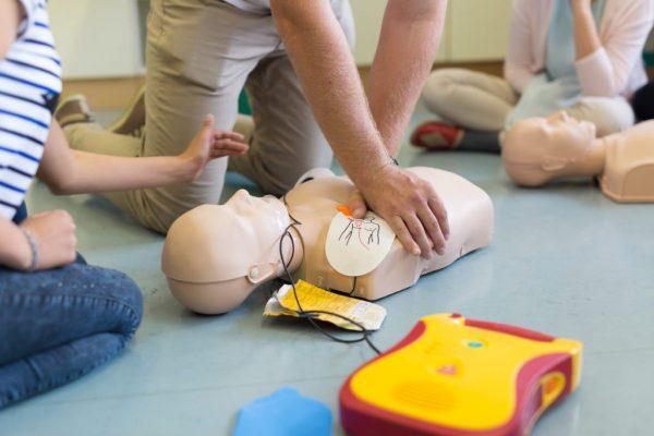 Trainer Defibtech Lifeline AED