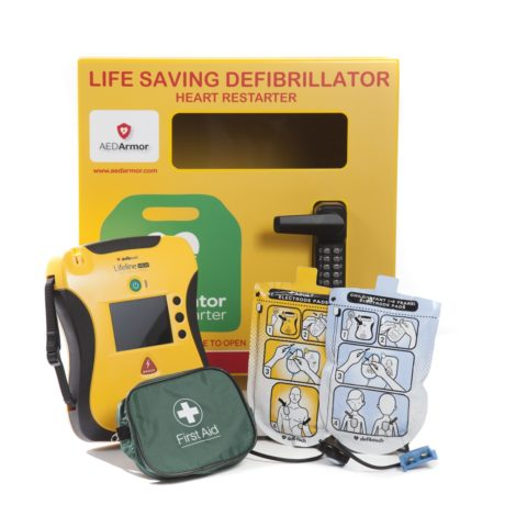 Public Access Defibrillator Package