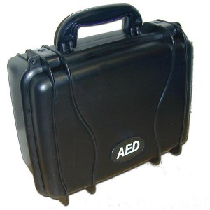 Hard AED Case