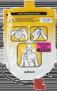 Defibrillator Training Pads