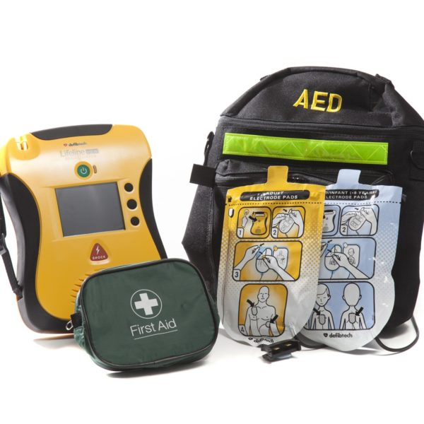 School AED Package - Nursery, primary, secondary, high,