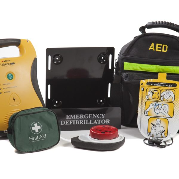 Secondary School AED Package