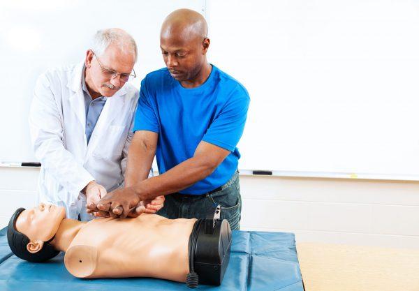 Cardiopulmonary Resuscitation Training