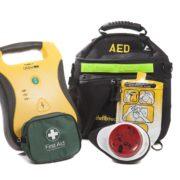 Transport Defibrillator Package