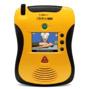 Lifeline View Defibrillator AED - CPR Chest Compressions