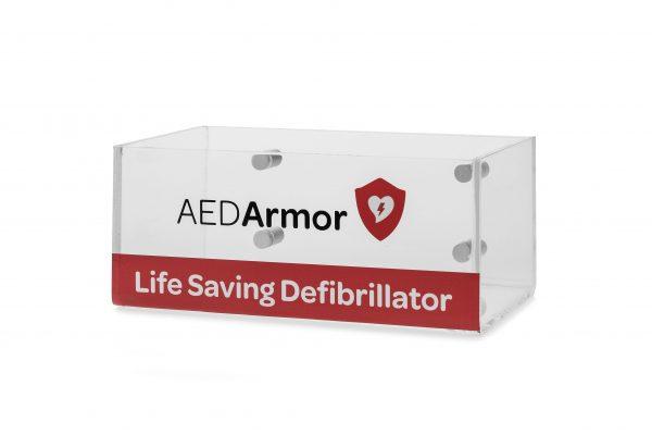 Perspex Defibrillator Wall Box