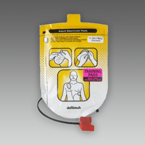 Adult Defibrillator Training Pads