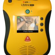 LIFELINE VIEW CPR Screen