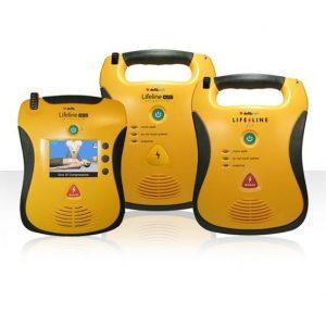 Defibtech Defibrillator Martek Lifecare