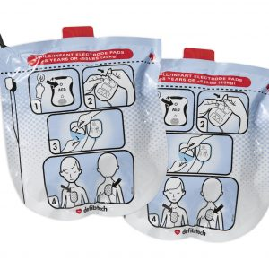 Lifeline VIEW Paediatric Pads