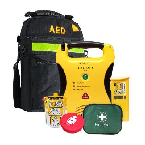 Lifeline AED + Beaty Bundle