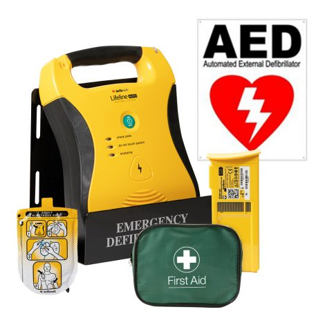 Office Package (Defibrillator Rental)